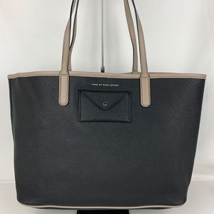 Marc Jacobs Metropolitote Colorblocked Tote